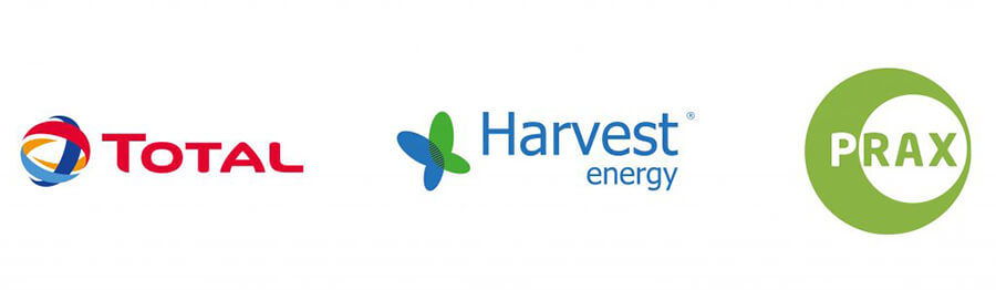 Total agreement with Harvest Energy